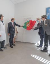 Secretário de Estado Adjunto e da Saúde preside à cerimónia do Dia do HSA