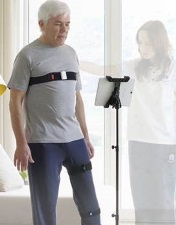 CHL inicia projeto pioneiro de reabilitação física monitorizada no domicílio