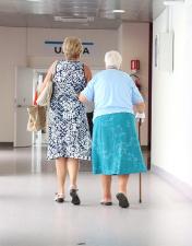 CHL volta a permitir a entrada de acompanhante/cuidador/visitas no Hospital de Alcobaça