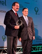 CHLP galardoado com o Prémio Saúde Sustentável na categoria de cuidados hospitalares