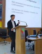 Maria Carmo-Fonseca falou de estratégias para o Centro de Investigação do CHL