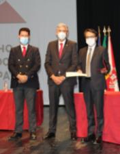 CHL recebe medalha de mérito municipal pela Câmara Municipal de Ourém