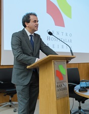 «O Centro Hospitalar de Leiria é para nós uma referência a nível nacional»