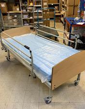 Iniciativa Aconchegar oferece 15 camas elétricas ao Centro Hospitalar de Leiria