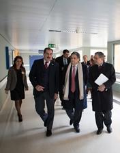 Ministro da Saúde atribui Medalha de Serviços Distintos, Grau Ouro, ao CHL