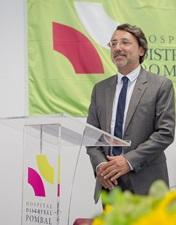 «Os profissionais de excelência ajudam a minimizar as dificuldades que são impostas ao CHL»