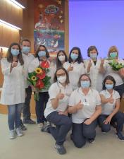 Unidade de Hospitalização Domiciliária celebra primeiro aniversário