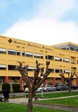 CHLP avança com obras para recuperação do edifício do Hospital Distrital de Pombal