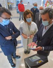 ANTRAL disponibiliza transporte gratuito para os profissionais  do Centro Hospitalar de Leiria