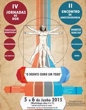 Multidisciplinaridade e controlo da dor no II Encontro de Anestesiologia e IV Jornadas de Dor