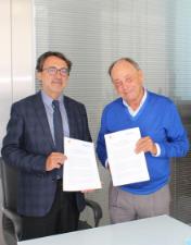 CHL e Respol assinam protocolo para construção de quartos de isolamento na Pneumologia