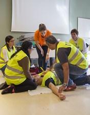 CHL forma profissionais com curso avançado de Trauma