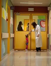 Pediatria recebe concerto das Ninfas do Lis