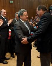 Ministro da Saúde realça vontade dos utentes em serem atendidos pelo CHL