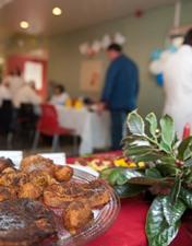 Utentes internados no CHL poderão ter companhia dos familiares para jantar na época festiva