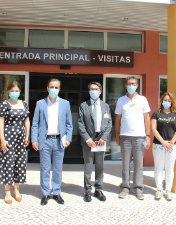 Ordem dos Médicos elogia resposta do CHL no combate à pandemia da COVID-19