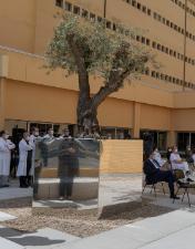 CHL inaugura novo espaço de lazer em homenagem aos seus profissionais