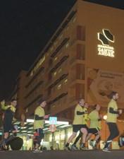 Centro Hospitalar de Leiria e Brisas do Lis Night Run correm juntos pela luta ao cancro
