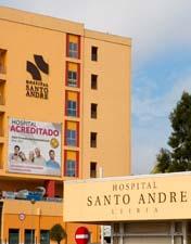 Hospital de Santo André renova nota máxima na análise da Entidade Reguladora da Saúde
