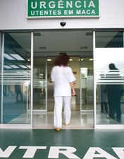 Os utentes devem ir à Urgência apenas em casos urgentes ou por indicação médica