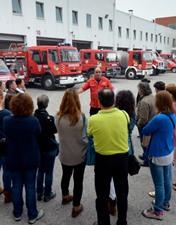 Profissionais do HSA frequentam curso prático sobre segurança contra incêndios