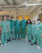 Serviço de Cardiologia do CHL convidado a mostrar intervenção num doente em livestream