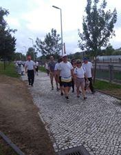CHL convida Pombal a caminhar para prevenir a Diabetes