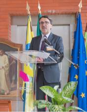 Dia do Hospital de Alcobaça Bernardino Lopes de Oliveira que assinala 131 anos