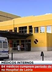 Internato médico do CHL em destaque na SIC