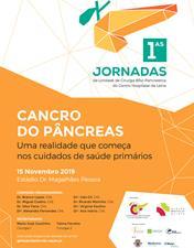 Cancro do pâncreas em destaque nas I Jornadas de Cirurgia Bilio-Pancreática do CHL
