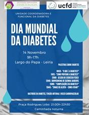 CHL convida comunidade a saber mais sobre a Diabetes