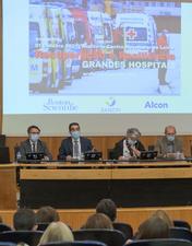 """""""Recuperação e Resiliência"""" em debate no Encontro Grandes Hospitais no CHL"""